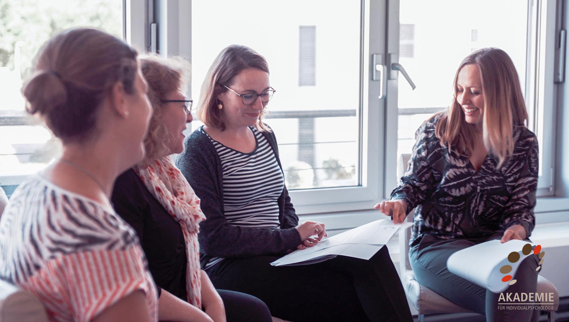 3-jährige berufsbegleitende Ausbildung in psychosozialer Beratung